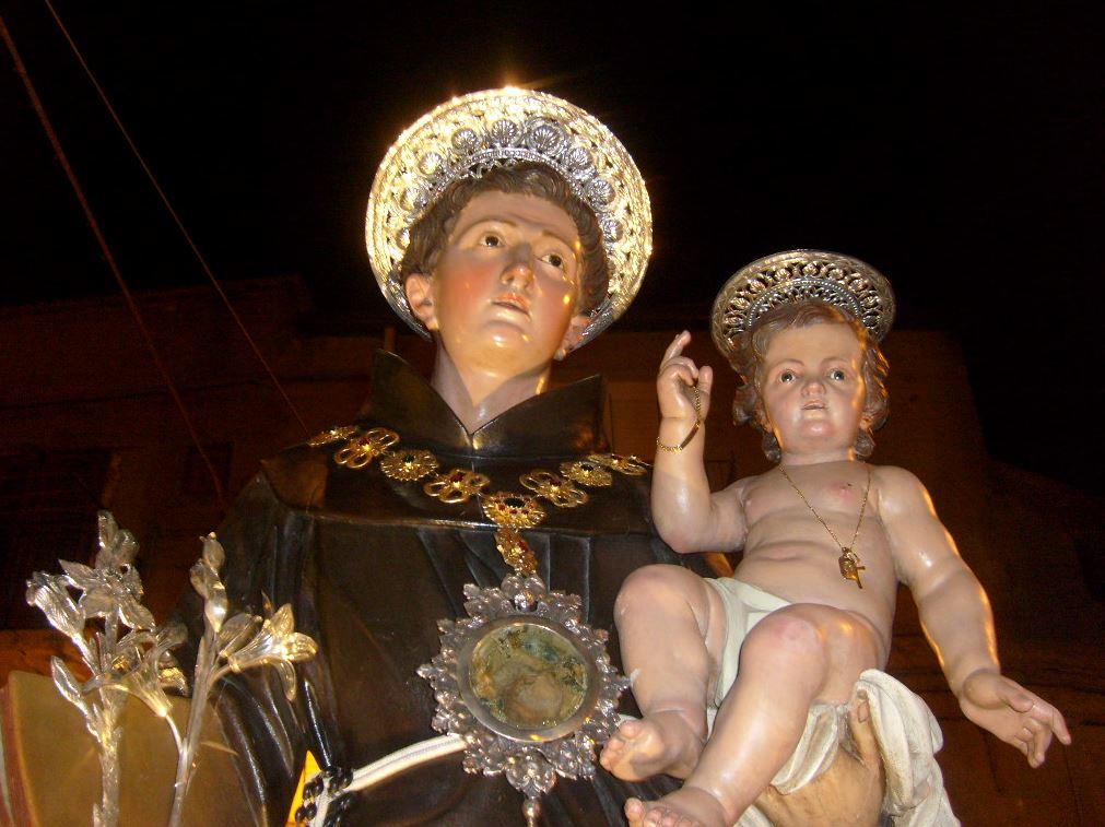 Festa di Sant'Antonio 2014, Santo Patrono di Cianciana: il programma