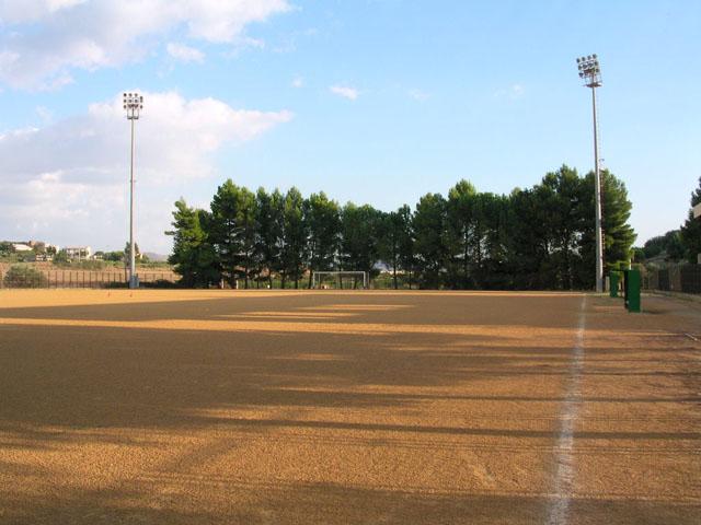 """Stadio Comunale """"Giuseppe Setticasi"""" di Cianciana"""