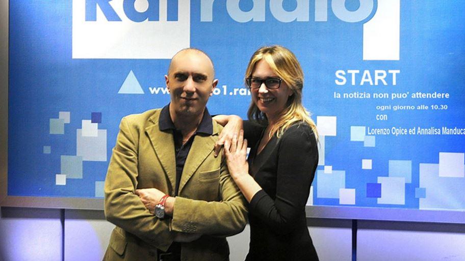 """Il programma """"Start"""" di Radio1 parla del turismo di relazione a Cianciana"""