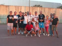 Torneo Tennis CSEN Ribera 2012