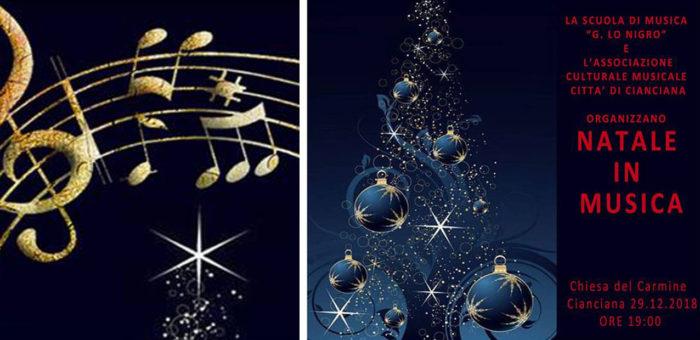 Natale in Musica, il concerto alla Chiesa del Carmine